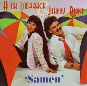 Alma Loorbach en Johnny Bach - Samen