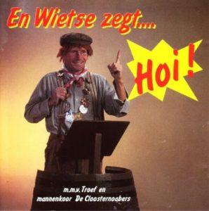 Alma Loorbach - En Wietse zegt... HOI