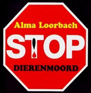 Alma Loorbach - Stop dierenmoord